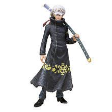 Starz Trafalgar D Water Law PVC Action Figures Model Japanese Anime Comic One Piece Toys Collections