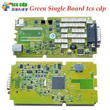 Best Quality Latest 2015.1 /2014.2 with Keygen Single Green PCB board TCS CDP Pro with Bluetooth cars&Trucks Diagnostic Scanner