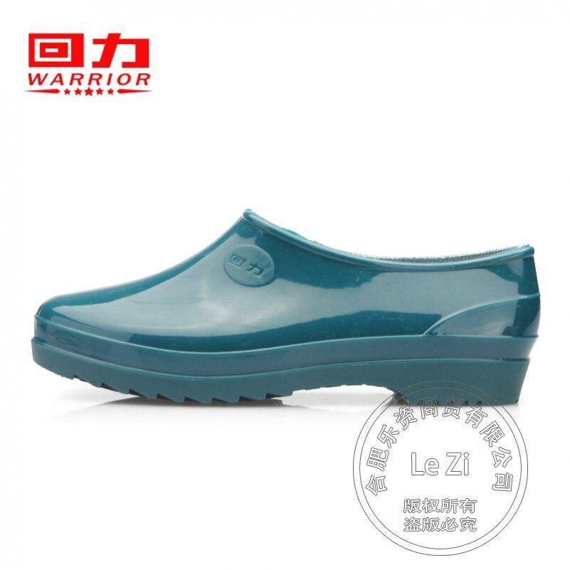 Light Rainboots Waterproof Women Ankle Boots Stylish Wellies Glossy Absorb Sweat Galoshes Deodorant Antiskid Rubber Wear<br><br>Aliexpress