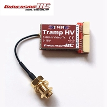 ImmersionRC Tramp HV 6-18V 5.8GHz 1mW to>600mW Video Transmitter International Version V2 For RC Toys Models Drone Helicopter(China)
