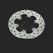 Outer Diameter 240MM Stainless Steel Rear Brake Disc Rotor For BMW F650 1993-2009 F650CS F650GS F650ST F 650 GS Daker