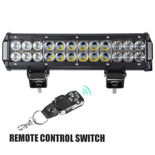 12inch 3D 5D 72W LED Light Bar With LED Chips Work Lamp for 4x4 Car SUV ATV Offroad Tractor Truck Automobile 12V 24V Combo Beam