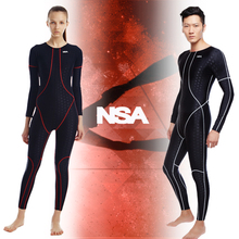 NSA One Piece Suits Swimsuit Swimwear Arena Full Body Bathing Suit Swimming Suit For Women and Men Swim Wear Full Body Swim Suit
