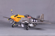FMS Gaint Warbird 1400MM 1.4M P51 P-51D Mustang Ferocious Frankie FF V8 PNP Durable EPO Big Scale RC Model Plane Aircraft