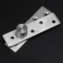 98mm Length Stainless Steel 360 Degree Eccentric Door Pivot Hinge Hardware