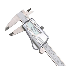 0-150/0.01mm Digital Caliper Electronic Measurement Instruments Stainless Steel Vernier Caliper Measure Tools(China)