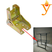 strong and stable Furniture Bracket Hinge for folding table/leg/sofa D34