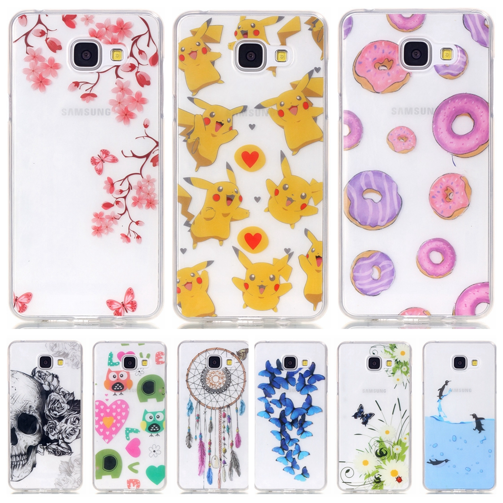 Samsung A5 Phone Cases Chinese Goods Catalog Original Clear Cover Casing For Galaxy 2016 A510 Soft Silicone Tpu Case Sfor Coque