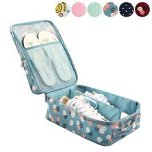 Waterproof Holiday Travel Shoes Organizador Box Storage Bag Packing Organizers Drawer Closet Dividers Container 15