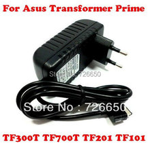 EU Plus Wall AC Charger For Asus Transformer Prime TF300T TF700T TF201 TF101