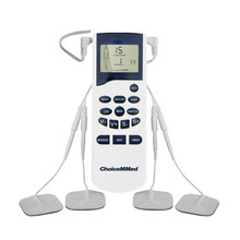 ChoiceMMed Handheld Electronic Pulse Massager ,Electrotherapy Muscle Stimulator ,FDA OTC Approved 111