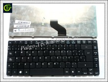 Spanish Keyboard For Acer Aspire 4235 4240 4251 4410 4410t 4551 4551G 4552 4552G 4553 4535 4535Z 4540 4625 Black SP Keyboard(China)