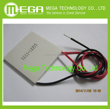 1pcs/lot X Free shipping TEC1 12715 TEC 1 12715 136.8W 12V-15.4V 15A TEC Thermoelectric Cooler Peltier (TEC1-12715)