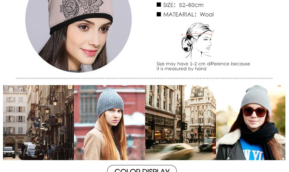 hat female autumn MZ721 (4)