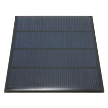 universal 115x85mm 12V 1.5W Standard Epoxy Solar Panels Mini Solar Cells Polycrystalline Silicon DIY Battery Power Charge Module