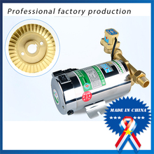 150W Household Water Heater Circulating Pump 220V High Pressure Shower Booster Water Pump(China)
