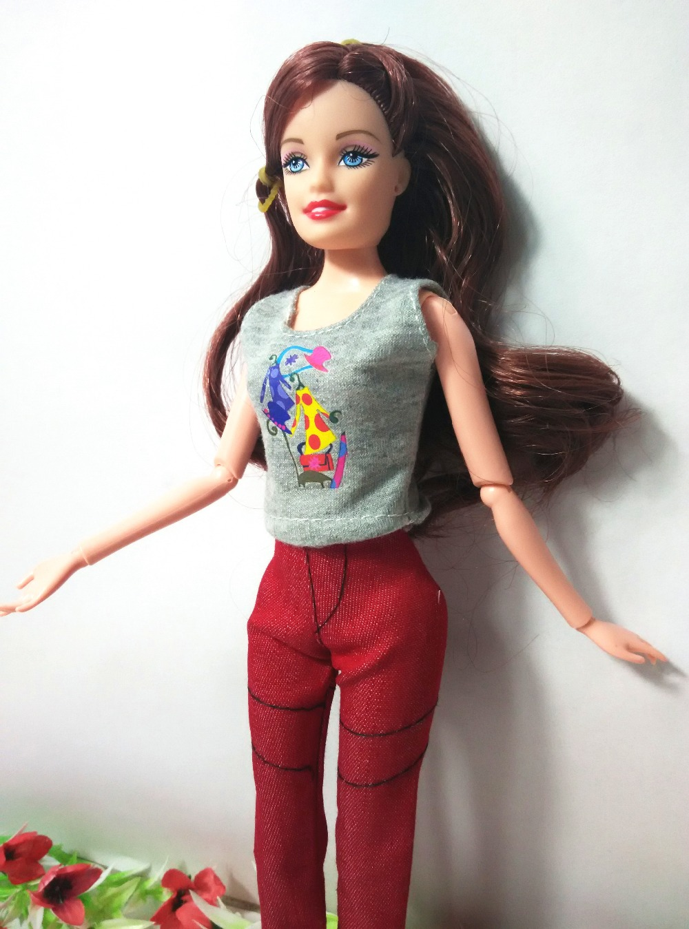Best Barbie Dolls And Toys : Newest doll outfit beautiful handmade party