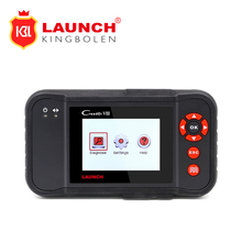 Launch CReader VIII Code Reader X431 Creader 8 Support 4 System Engine Transmission ABS Airbag Update Online as Creader crp129