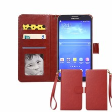 Effelon 4.3-6.3'' Universal phone cases for iPhone 7/7 plus 6 6s 5 5s 4 Leather Case Cover for Samsung Galaxy for Most Phones(China)