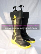 Custom-made Cheap Vocaloid Kaito(Female) Cosplay Boots Cosplay shoes