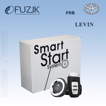 PKE Keyless Entry Push Start Remoe Start System for Toyota Levin