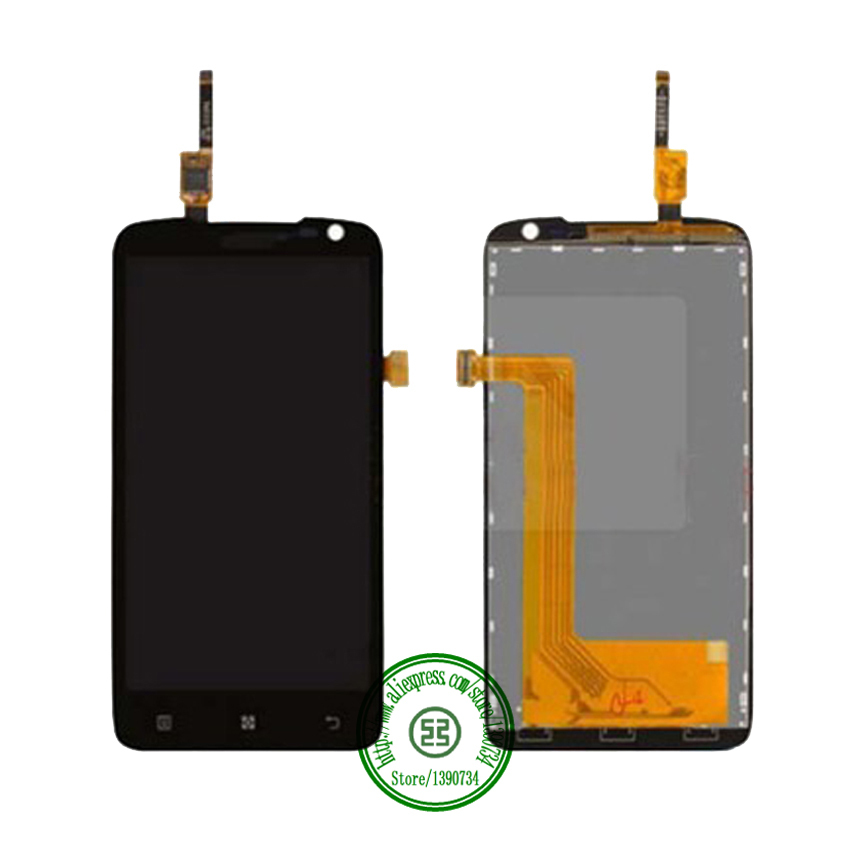 Wholesale TOP Quality Black Full LCD Display Touch Screen Digitizer Assembly For Lenovo S820 Replacement free shipping<br><br>Aliexpress