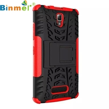 Top Quality For Lenovo A2010 Heavy Duty Armor Stand Case Shockproof Skin Back Cover TPU + PC Protective Shell JAN8