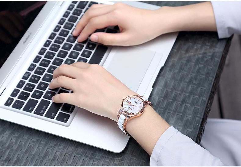GEMAX Women Watches Waterproof Automatic Mechanical Watch Ladies Fashion Top Brand Diamond Calendar Ceramic Sapphire MIYOTA 2017 (7)