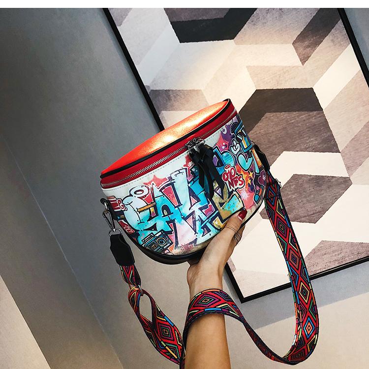Cross body Shoulder Bag Handbag Flower print one shoulder messenger bags bolsa feminina bag 75 Online shopping Bangladesh