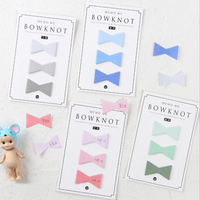 Cute Creative Bowknot Type Post-it Paper Memo Pads Lovely Office School Noted Stationery Messaging Index Supply Sticky Notes