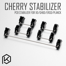 Black cherry original PCB Stabilizers for Custom Mechanical Keyboard gh60 xd64 xd60 xd84 eepw84 tada68 zz96 6.25x 2x 7x rs96 87(China)