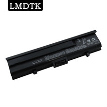 LMDTK New 6 CELLS laptop battery for DELL XPS 1330 M1330 1318 NT349 WR050 WR053 PU563 312-0566 312-0739 6 CELLS Free shipping
