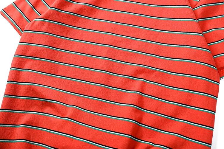Harajuku Stripe T Shirts 5-1