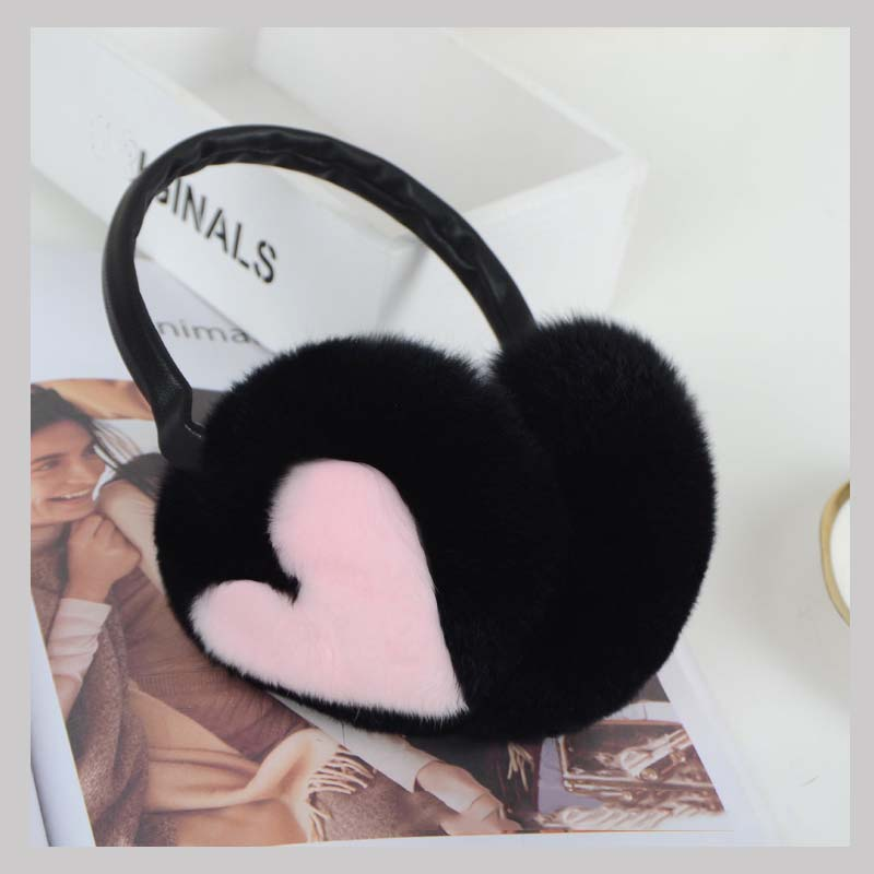 rex rabbit fur earmuff 7