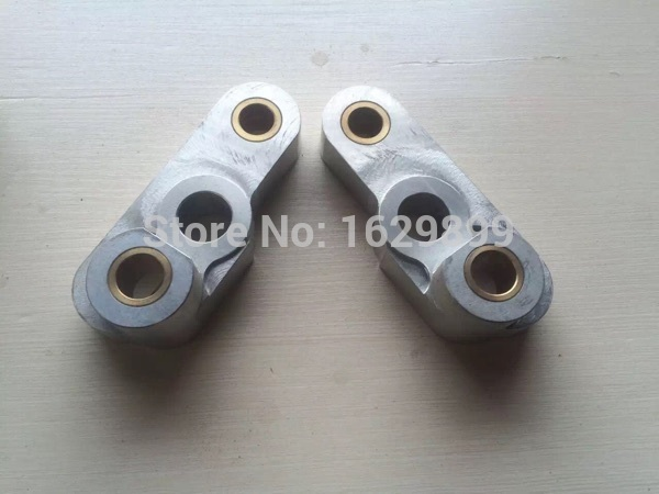 1 pair Mit. 3f Toilet paper gripper row Shaft frame<br>
