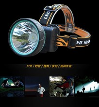 4000 Lumens LED Headlamp Head Lamp Waterproof Rechargeable Cycling Fishing Headlight +Charger