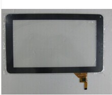 "9"" Capacitive screen digitizer touch panel glass replacement MF-195-090F-4 For 9inch Allwinner A13 Q9 Tablet Free shipping(China)"