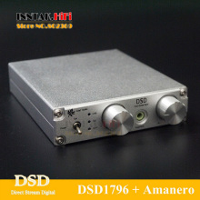 50%OFF TOP DSD1796 + Amanero ( Combo384 ) USB DAC decoder / Support DSD64-256 / PCM 32Bit -384k(China)
