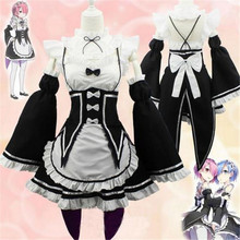 Re From the beginning of the different world life lei clothing maid loaded cosplay women