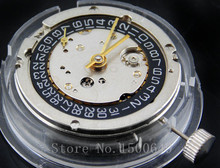 seagull 2557 GMT and Date Movement automatic mechanical watch movement P396