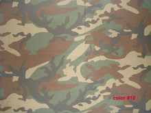 fashion grid camouflage cotton print fabric army green camo outdoor casual clothing material