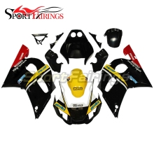 Bodywork For Yamaha R6 98 99 00 01 02 1998 1999 2000 2002 Plastics ABS R6 Fairings Motorcycle Fairing Kit Black Yellow Red New