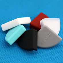 4x Window Door Seals Table Edge Corner Adhesive Guards Angle Protection Silicone Grey Red White Black Aqua Transparent