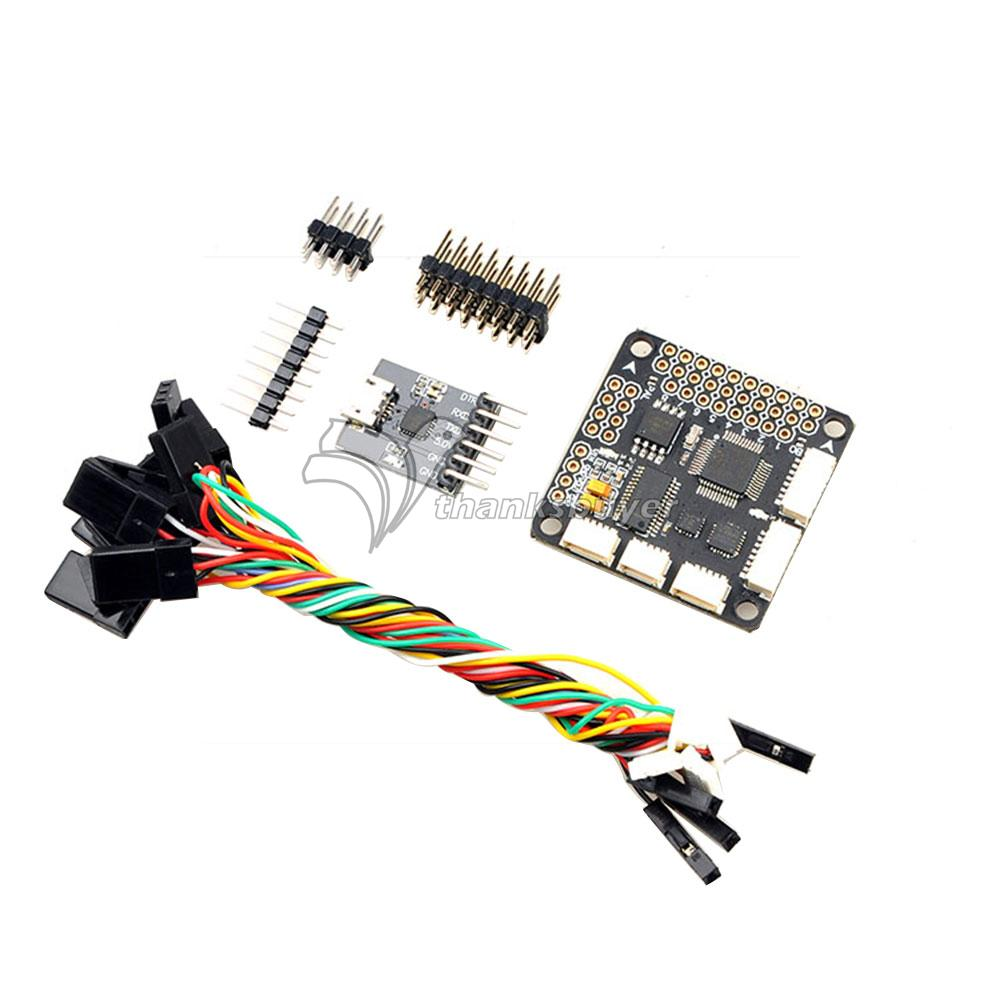 Deluxe Version SP Racing F3 Flight Controller Integrate OSD with Protective Case for FPV Multicopter QAV250<br><br>Aliexpress