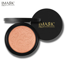 IMAGIC High lighter Powder makeup professional brightening facial contour Highlighter Powder 3 color for choose(China)