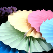 Panduola Round Paper Fan Decoration Wedding Event Party Christmas Birthday Party Decorations Kids  Different Size