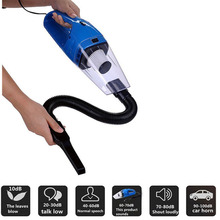 Portable 120W 12V Car Vacuum Cleaner Handheld Mini Super Suction Wet And Dry Dual Use Vaccum Cleaner For Car Auto Accessories