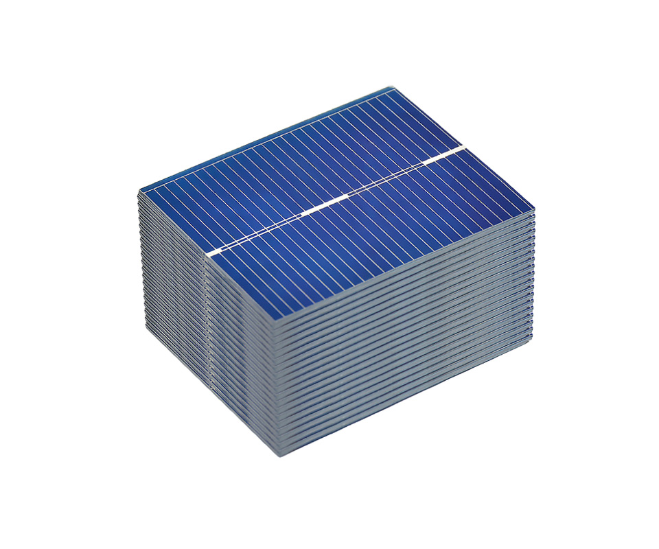 Aoshike 100pcs 0.5V 0.2W Polycrystalline Solar Panel 39*31.2 mm Solar Cell Silicon DIY Solar Charger Battery Painel Solar 7