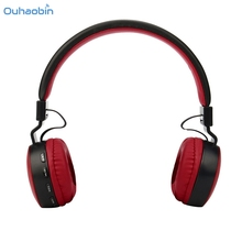 2017 HOT New Rechargeable Wireless Bluetooth Headband Foldable Over Ear Headphones Headset With Mic Portable Earphones Set13(China)