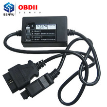 Top Quality S1279 Interface For Lexia3 PP2000 S.1279 PPS2000 For Lexia 3 for Citroen for Peugeot Diagnostic Tool
